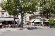 Boulevard Edgar quinet et Rue d'Odessa